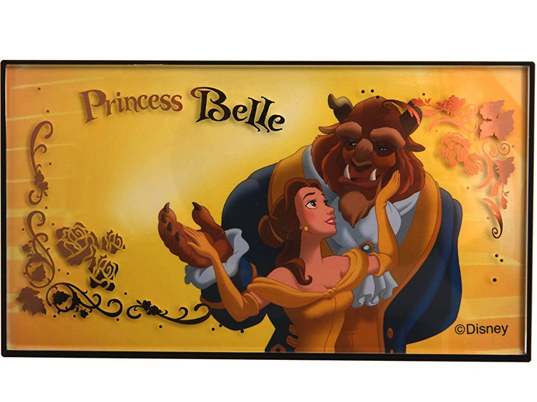矩形エンディングうぬぼれイッツデモ(ITS'DEMO)限定DEMOマルチアイシャドウパレット ディズニー プリンセス ベル(美女と野獣)