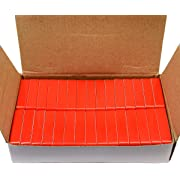 30-Count Red Domino Magnetic Holders by CMS Magnetics - Can Hold 37 Pieces of Paper, Opens in a new tab
