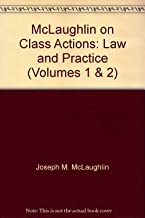 McLaughlin on Class Actions: Law and Practice (Volumes 1 & 2)
