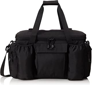 Patrol Ready Duty Bag for Police Law Enforcement Security, Style 59012, Black