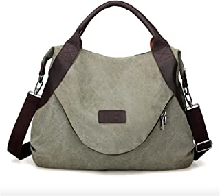 army green canvas bag