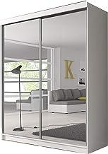 Amazon Fr Armoire Porte Coulissante Miroir