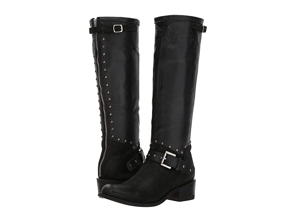 Cordani Serra (Black Leather) Women