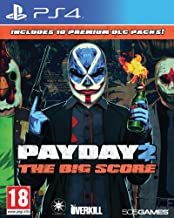 JEU Consola 505 Games Payday 2 The Big Score PS4 A103805