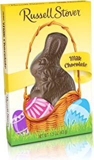 Russell Stover Milk Chocolate Easter Rabbit, 1.5 oz.