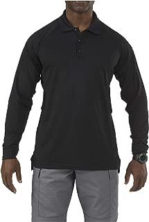 Men's Performance Long Sleeve Tall Polo Shirt