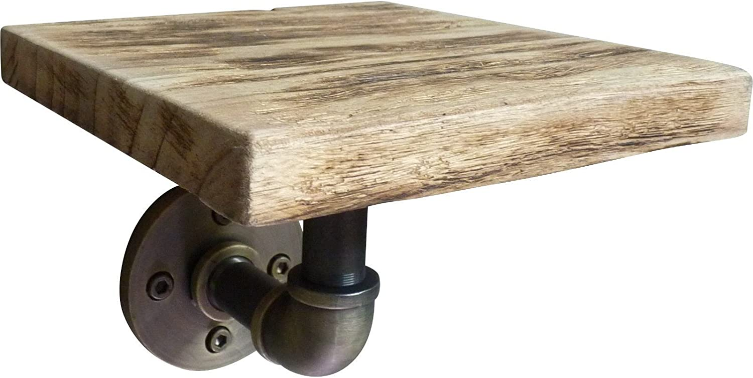 Reservation Furniture Pipeline Ames Industrial Vintage Decorative 8-Inch Sin 1 year warranty