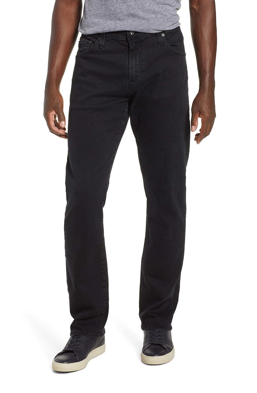 [エージー] メンズ デニムパンツ AG Ives Straight Leg Jeans (Brimstone) [並行輸入品]
