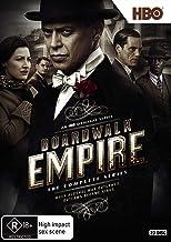 Boardwalk Empire: The Complete Series | Steve Buscemi | 23 Discs | NON USA Format | Region 4 Import - Australia
