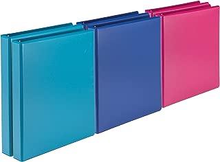 Best neon 3 ring binders Reviews