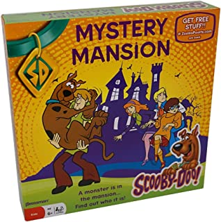 Scooby-Doo Mystery Mansion