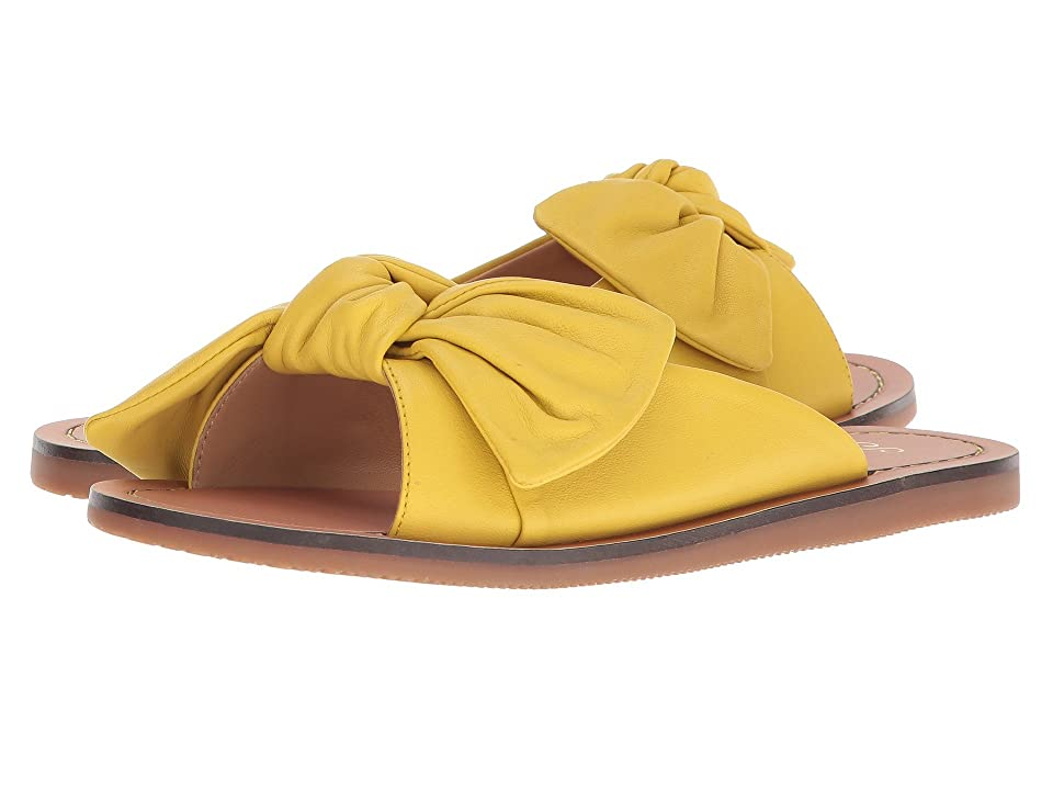 Seychelles Childlike Enthusiasm (Yellow Leather) Women