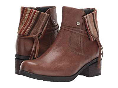 Wolky Edson (Mid Brown) Women