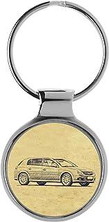 KIESENBERG Schlüsselanhänger Geschenke für Signum Modellpflege Fan A 4690