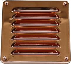Die Bel/üftung gra10r Gitter Quadra-/überlappende Kupfer