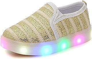 Otamise Women's Wedding Flats Rhinestone Slip On Foldable Ballet Shoes