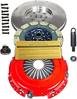 EFT STAGE 3 CLUTCH KIT AND FLYWHEEL FOR DODGE RAM 2500-5500 5.9L 6.7L DIESEL G56