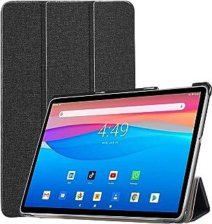SANNUO Tablet 10 Zoll Android 10.0 4G LTE Octa-Core Tablet, 4 GB RAM 64 GB ROM, 8MP + 2MP Cameras,WiFi,Bluetooth 5.0, GPS, 2.5D IPS Screen,Ermöglicht die Durchführung von Videokonferenzen