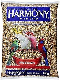 HARMONY Wild Bird Seed Mix 8 kg, One Size