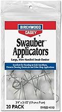Birchwood Casey Swauber Applicators (20 Pack)