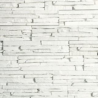 white cladding stone