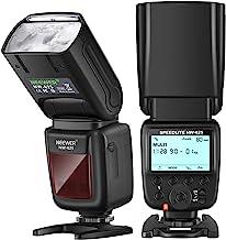 Neewer NW625 GN54 Speedlite Flash for Canon Nikon Panasonic Olympus Pentax Fujifilm DSLRs..