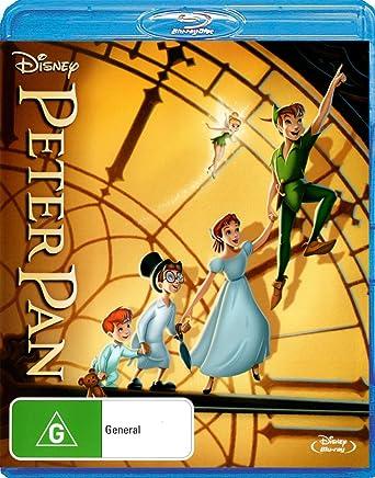 Peter Pan DE (Blu-ray)