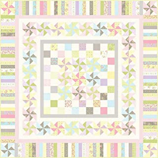 Brenda Riddle Finnegan Fairwinds Quilt Kit Moda Fabrics KIT18680