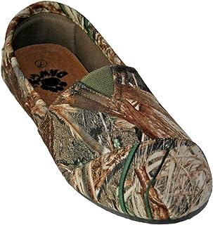 Dawgs Women's Mossy Oak Loafers Duck Blind