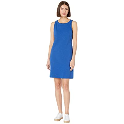 Tommy Bahama Jer-Sea Sleeveless Sheath Dress (Monaco Blue) Women