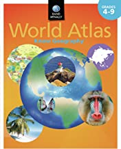 Know Geography™ World Atlas Grades 4-9 (Rand Mcnally Know Geography)