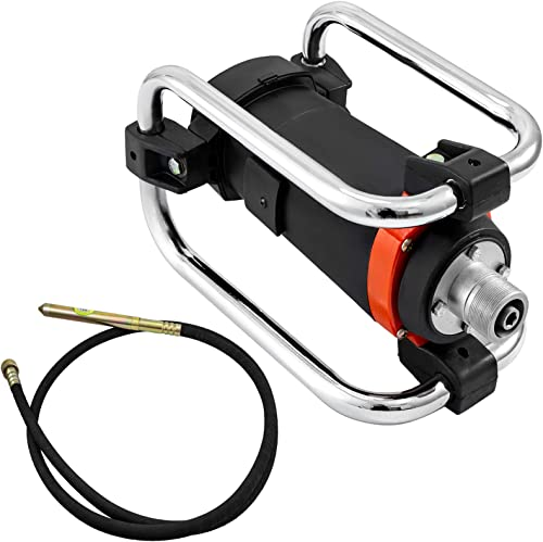 popular Mophorn 1100W Hand Held Electric Concrete Vibrator 16000 VPM 1.5hp w/4.5 M (14-3/4feet) high quality Long Shaft Concrete Vibrator Motor wholesale (110V 1100W) outlet sale