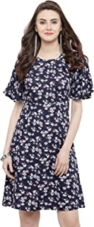 SERA Cotton a-line Dress