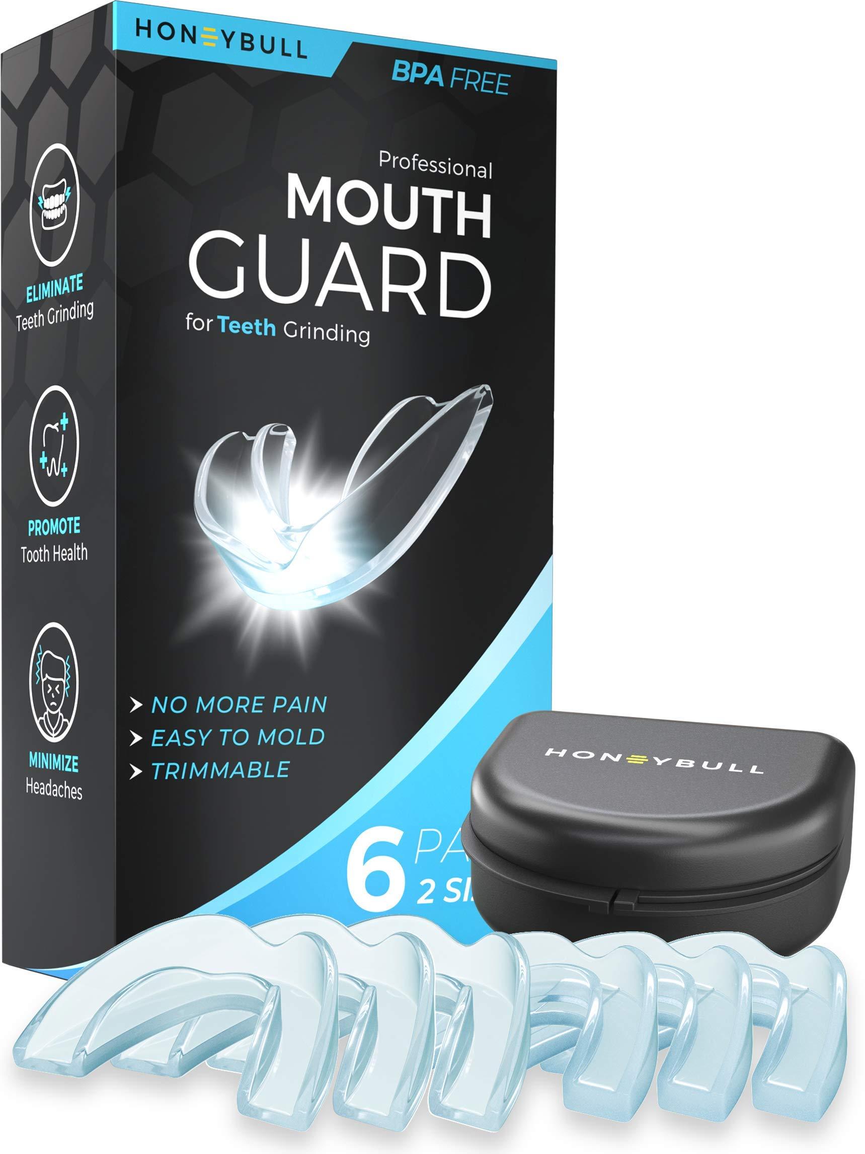 HONEYBULL Mouth Guard Grinding Teeth