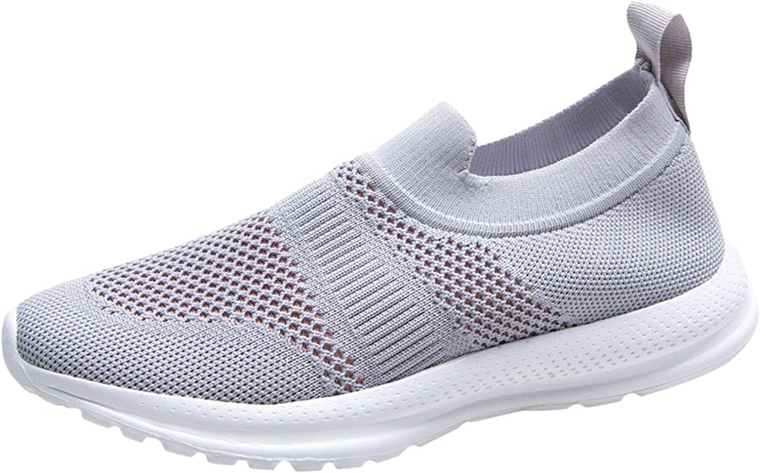 Johtae Colorado Springs Mall Walking Shoes Excellence for Women Slip Women's On Casual Sneaker Ho