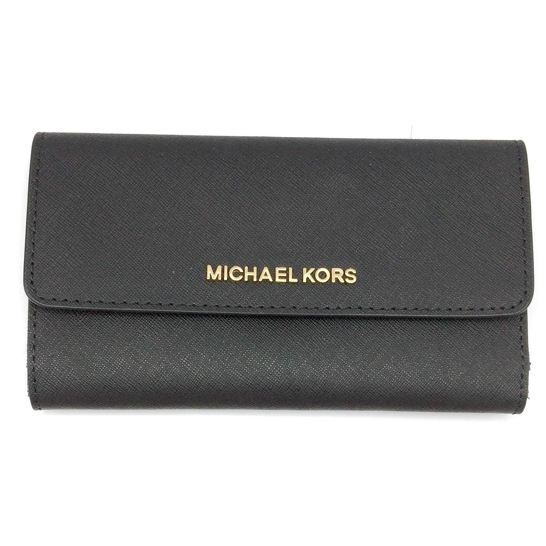 (マイケル マイケルコース) MICHAEL MICHAEL KORS 財布 長財布 二つ折り レザー 35s8gtvf7l アウトレット [並行輸入品]