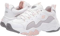 White/Grey/Pink