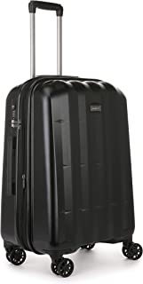 Antler Global 4W Medium Suitcase (Hardside), Black, 67 Cm