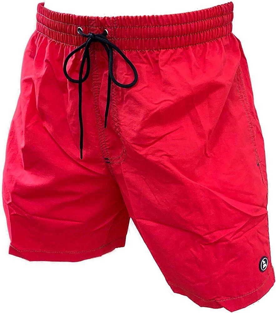 Navigare costume da bagno a pantaloncini da uomo 100% poliestere Red Race 998341