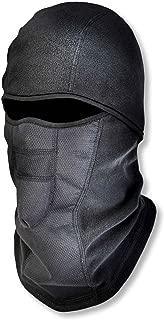 Ergodyne N-Ferno 6823 Winter Balaclava Ski Mask, Wind-Resistant Face Mask, Thermal Fleece, Black