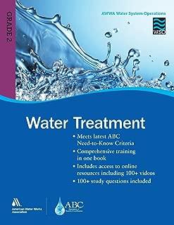 Water Treatment Grade 2 WSO: AWWA Water System Operations WSO