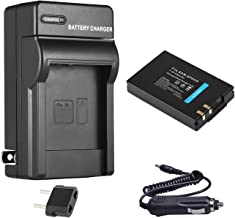 Battery Pack + Charger for Samsung SC-DX100, SCDX103, SC-DX103, SC-DX103/XAA, SC-DX105 Digital Camcorder