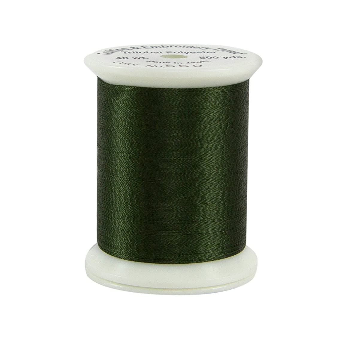 Superior Threads 12201-560 Nature Colors Norfolk Pine 40W Polyester Thread, 500 yd