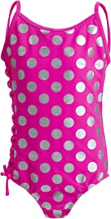 One-Piece Swimsuits for Girls Variety of Printed Bathing Suit 4-14Years