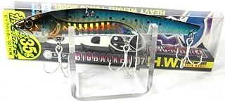 JACKALL(ジャッカル) メタルバイブレーション ビッグバッカー HW 35g 107mm イワシ/ボーダーホロ