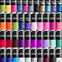 Maybelline Color Show Finger Nail Polish Random 12 Piece Collection