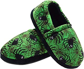 دمپایی خانه دار پسرانه LULEX کفش مخصوص حیوانات کفش مخصوص اتاق خواب گرم مخصوص پسران کوچک