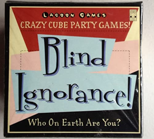 60% de descuento Blind Ignorance Classic Party Party Party Game  moda