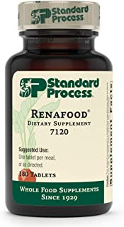 Sponsored Ad - Standard Process Renafood - Whole Food Kidney Health Supplement for Kidney Support with Kidney Bean, Renal ...