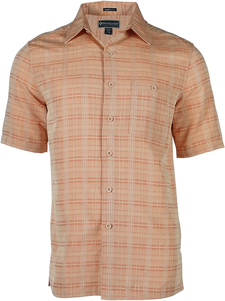 Weekender Limited time trial price Men's Amelia Island Safety and trust Medium Shirt Modal Sunrise